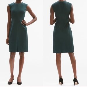 MM LaFleur   Katie Green Ponte Sheath Dress New 0
